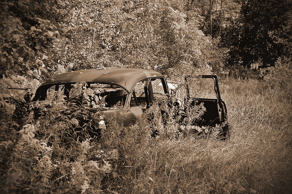Abandoned by ajnphotography