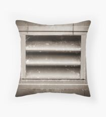 Metal Vent Grill Floor Pillow