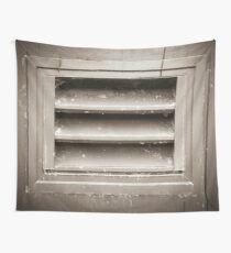 Metal Vent Grill Wall Tapestry