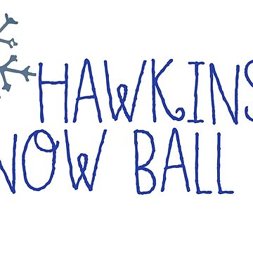 Hawkins Snow Ball '84 by ineffablexx