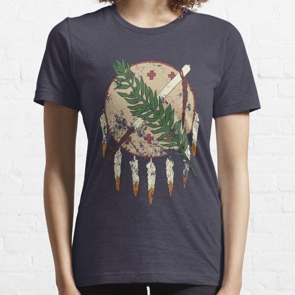 Vintage Oklahoma Flag Theme Essential T-Shirt