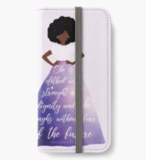 Proverbs 31 Woman iPhone Wallet/Case/Skin