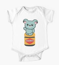 Vegemite Koala One Piece - Short Sleeve