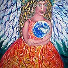 Earth Angel 2 by Cheryle  Bannon