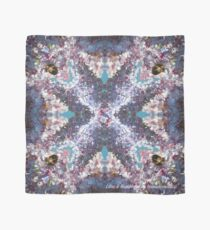 FLORAL ~ D1G1TAL-M00DZ ~ Lilac and Bumblebee by tasmanianartist Scarf