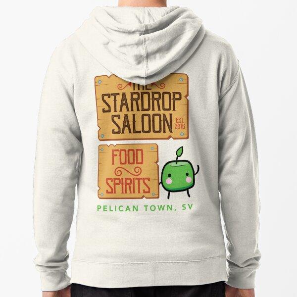 Stardrop Saloon Zipped Hoodie