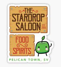 Stardrop Saloon Sticker