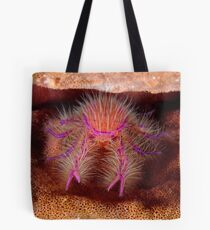 Hairy Squat Lobster Tote Bag