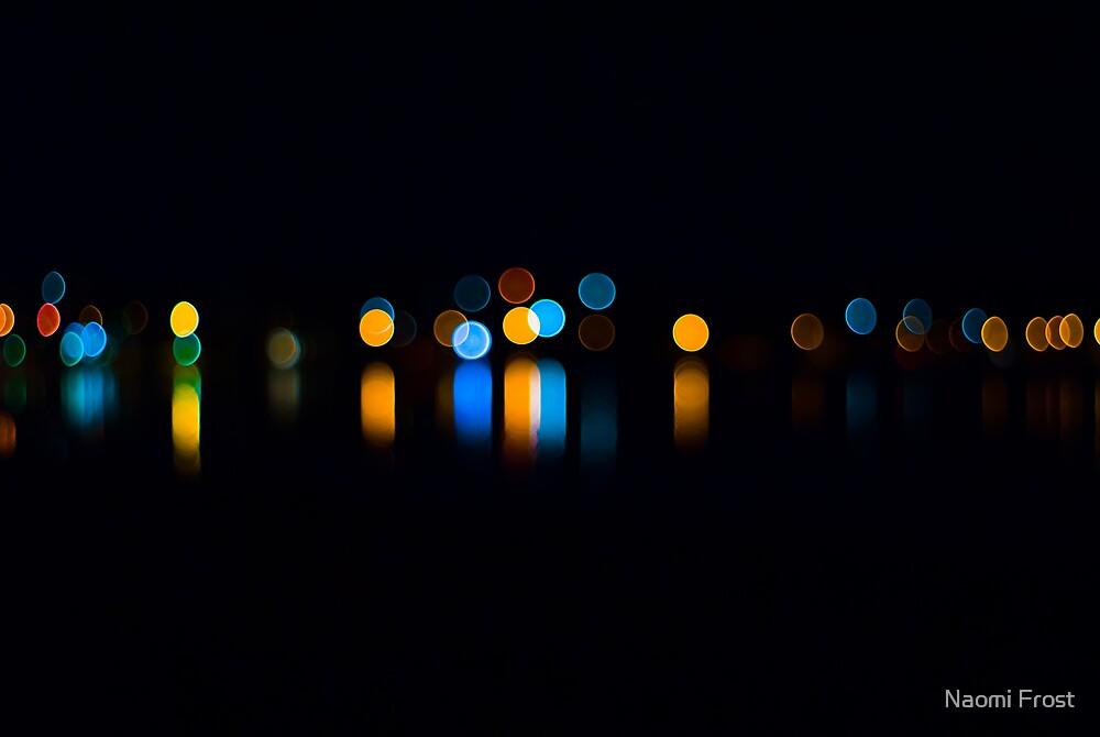 A Little Night Bokeh by Naomi Frost