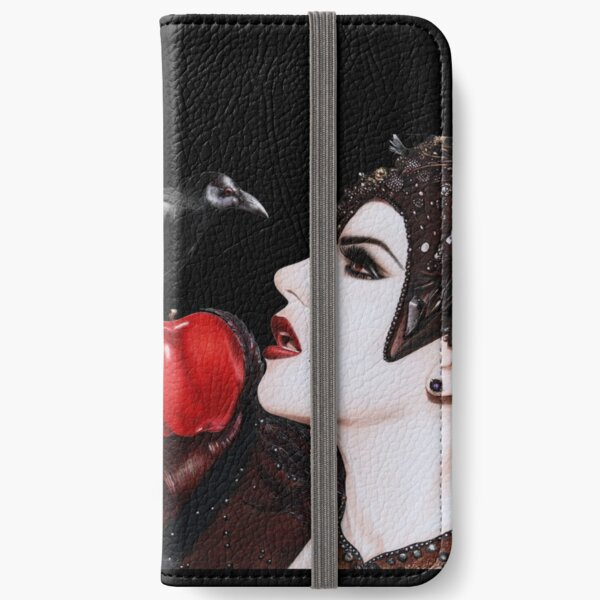 Long Live The Evil Queen iPhone Wallet
