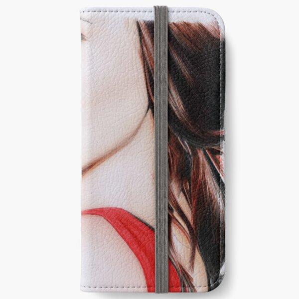 Lana Parrilla iPhone Wallet