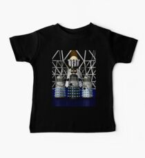 Emperor and Subjects Baby Tee