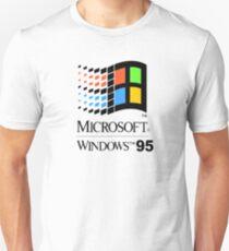 windows95 - the window of world Unisex T-Shirt
