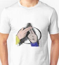 Vulcan kiss- Spirk T-Shirt