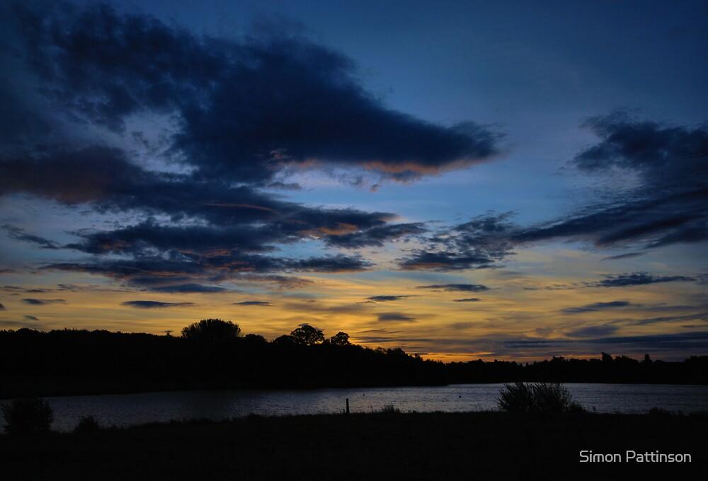 New Dawn by Simon Pattinson
