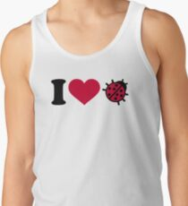 I love ladybugs Tank Top