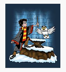 Wand and the Wizard Photographic Print