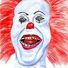 Halloween Scary Clown von AnnArtshock