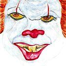 Halloween Scary Clown 2 von AnnArtshock