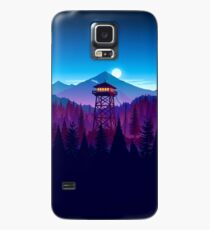 Firewatch - Landscape  Case/Skin for Samsung Galaxy