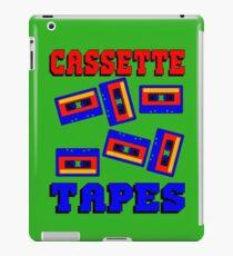 Vinilo o funda para iPad CASSETTE TAPE-2
