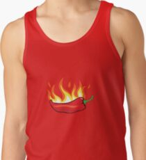 Hot chilli Tank Top