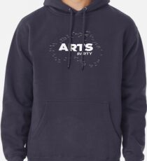 The Arts End of the World - Arts Party Pullover Hoodie
