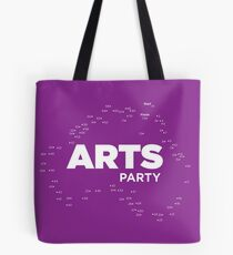 The Arts End of the World - Arts Party Tote Bag