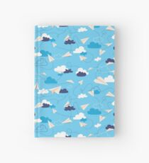 Paper Airplanes Hardcover Journal