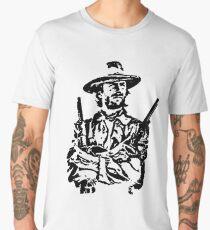 outlaw josie wales t-shirt Men's Premium T-Shirt