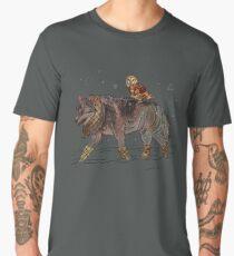 Winter Journey Men's Premium T-Shirt
