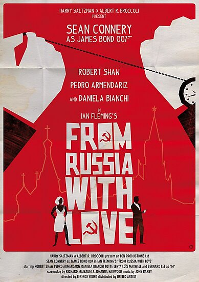 From Russia With Love by Alain Bossuyt