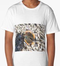 Farfalla Arancio Long T-Shirt