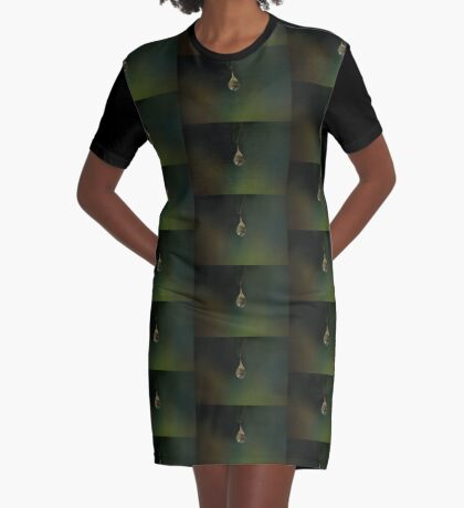 hanging by a thread Graphic T-Shirt Dress