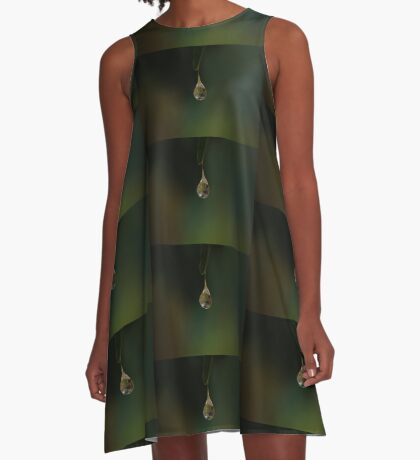 hanging by a thread A-Line Dress