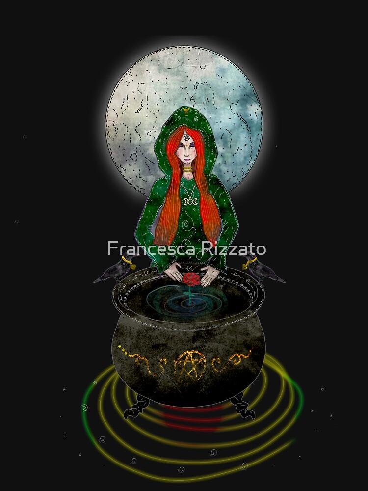 Cerridwen by f-rizzato-art
