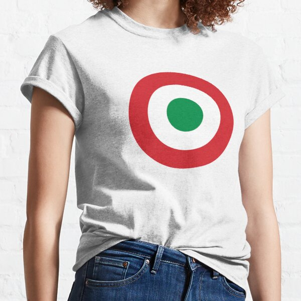 Roundel of the Italian Air Force, 1911-1946 Classic T-Shirt