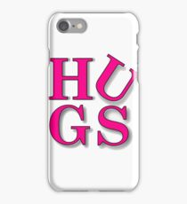 HUGS iPhone Case/Skin