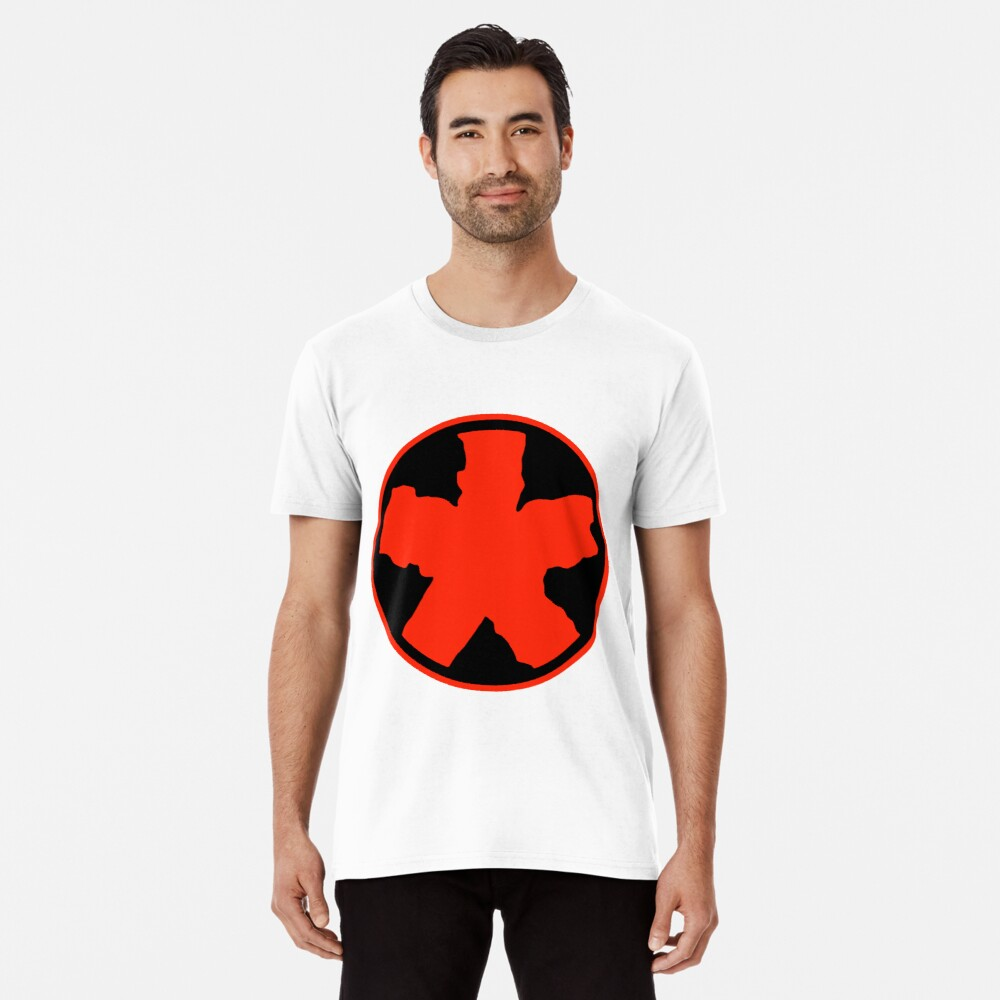 Red Flame N°1 Premium T-Shirt