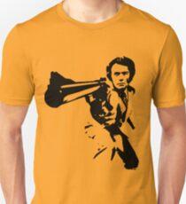 DIRTY HARRY T-SHIRT ON LITE Unisex T-Shirt