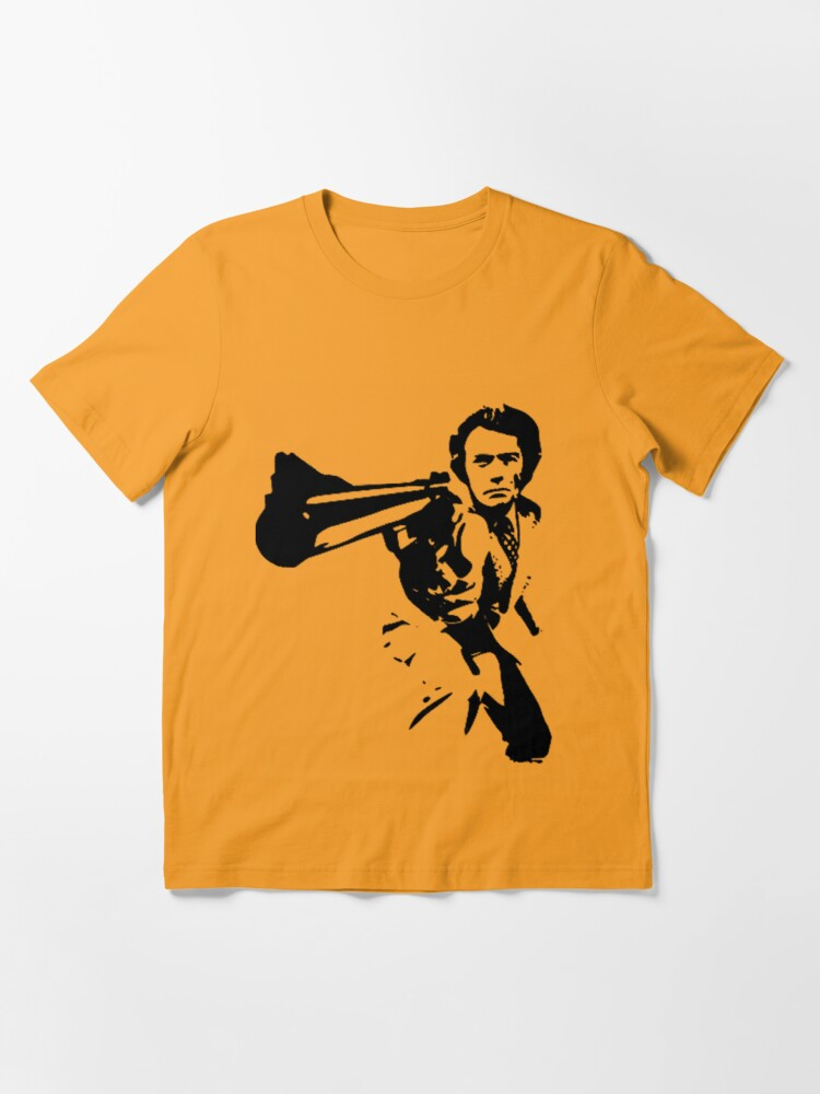 Alternate view of DIRTY HARRY T-SHIRT ON LITE Essential T-Shirt