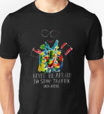 iris apfel - Nonetheless, after two days of Hutchinson's parrying, no charge would stick.  Unisex T-Shirt
