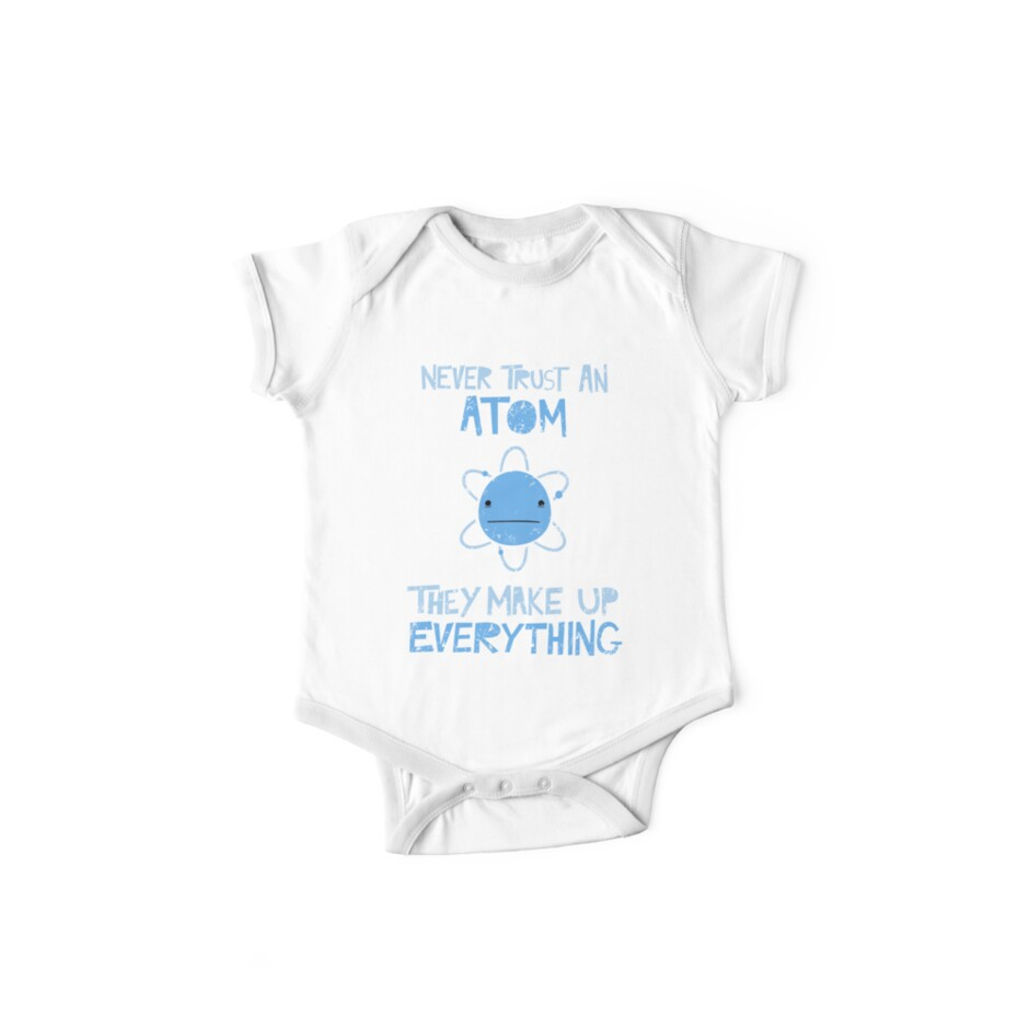 Science Element Infant Bodysuit Atom