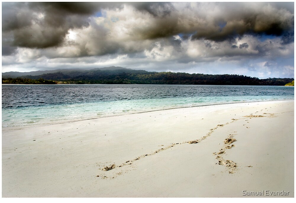 Peacung Island II, Indonesia by Samuel Evander