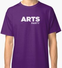 Official Purple - Arts Party of Australia Classic T-Shirt