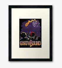 EARTHBOUND - First Steps Framed Print