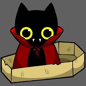 Vampire Cat by WildSally