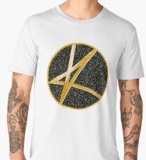 Kylie K Glitter Print Men's Premium T-Shirt