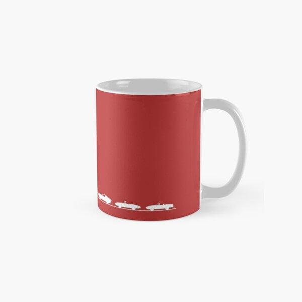 Alfa 105 line-up Classic Mug