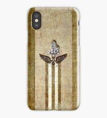 poloplayer golden_ocher iPhone Case/Skin